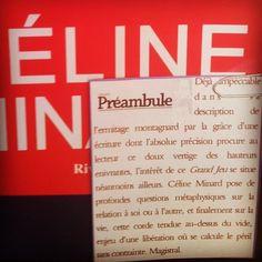 Le grand jeu de Céline Minard  Editions Rivages Coup de cœur de la librairie préambule à Bayeux @librairiepreambule  #livre #lespetitsmotsdeslibraires #book