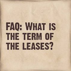 We offer one-year and two-year leases. #Apartments #ROC #FairportNY | More FAQs: http://rentstonebrook.com/faq.html