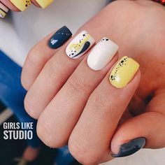 👑Самый Популярный Паблик👑 (@most_popular_1) • Zdjęcia i filmy na Instagramie Nail Manicure, Diy Nails, Swag Nails, Cute Nails, Pretty Nails, Glitter Fade Nails, Faded Nails, Neutral Nails, Elegant Nails