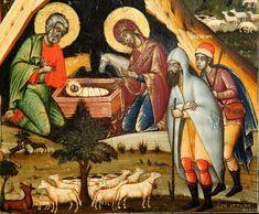 Kostandin+Zografi,+Natività+di+Cristo,+particolare,+54x44+cm,+Korça,+Museo+nazionale+medievale,+1770.jpg (908×748)