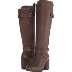 Lucky Brand 'Oryan' Knee High Boot 8.5 Brindle
