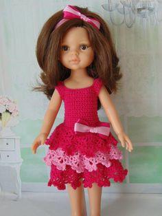 Одежда для кукол Паола Рейна и других с подобными размерами / Одежда для кукол / Шопик. Продать купить куклу / Бэйбики. Куклы фото. Одежда для кукол