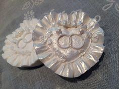 Soap / Sabonete artesanal com mica dourada