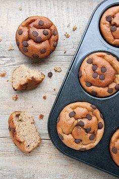 Ricetta Muffin magici al burro di arachidi, facilissimi e senza glutine - Labna