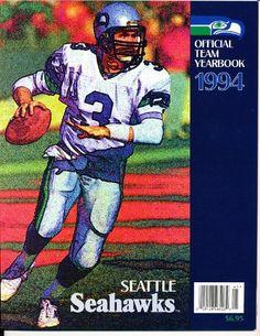 Seattle Seahawks Yearbook