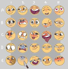 Ideas for memes faces drawing Drawing Challenge, Art Challenge, Facial Expressions Drawing, Anime Faces Expressions, Drawing Meme, Drawing Drawing, Drawing Stuff, Art Prompts, Drawing Reference Poses
