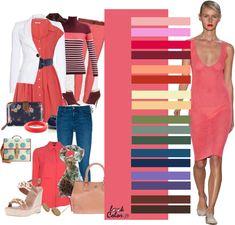 Красный лимонад или цвет фламинго цвета весна лето 2013