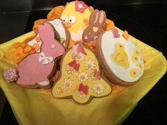 Biscuits pâques, www.madamealexmuffinsbio.ch