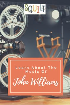 Learn About The Music of John Williams – Squilt Music Appreciation Teaching Music, Listening To Music, Teaching Kids, Music Lessons, Art Lessons, Homeschool Curriculum Reviews, How To Start Homeschooling, Music Activities, Music Education