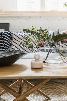 Flower vase in softest pale pink, perfect for a small floral display Marimekko Home S/S 2016 press event House Design, Sweet Home, Decorative Tray, Greenery Arrangements, Interior, Fashion Room, Marimekko, Interior Styling, Decorating Your Home