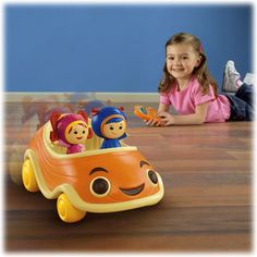 Team Umizoomi Come & Get Us™ Counting UmiCar