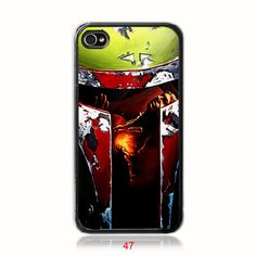 Boba Fett iPhone Case. Oh Valerie, look at this one!!!!