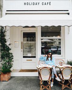 MiMagazine - Coffee in Paris via sincerelyjules