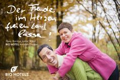 BIO HOTELIERS Hans und Astrid Reichl von #biohotel AmVieh-Theater in Schwindegg #bayeren #biohotel #deutschland