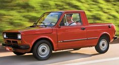 Pickup Fiat 147 ano 1979