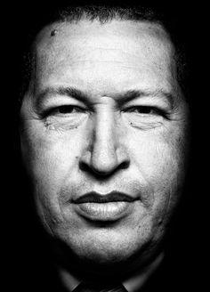 CLM - Photography - Platon - Hugo Chavez