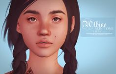 My Sims 3 Blog: New Skintones and Eyes by Opssim
