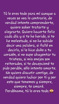 Latin Quotes, Amor Quotes, Spanish Quotes, Love Quotes, Love Boyfriend, Tumblr Love, Cute Messages, Relationship Texts, Love Phrases