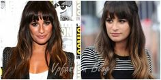 Brown Hair With Red Highlights | Damage-free Long Hair with Ombre Hair Extensions