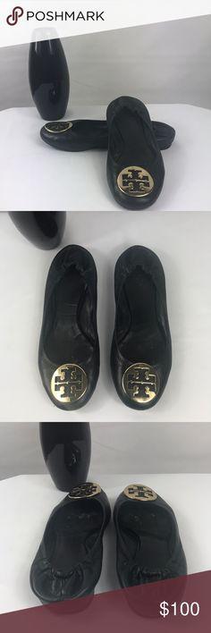 a18ac5fa2068b0 Troy Burch Women s Shoes Tory Burch Minnie Travel Logo Ballet Flats