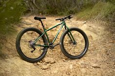 Surly Krampus, green