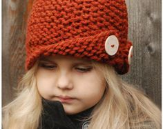 This is a listing for The PATTERN ONLY for The Vivian Slouchy  This hat is handcrafted and designed with comfort and warmth in mind... Perfect for layering through all the seasons...  This hat makes a wonderful gift and of course also something great for you or your little one to wrap up in too!  All patterns written in standard US terms!  *Sizes are for Toddler, Child, and Adult *Any Super Bulky yarn  ***You can always contact me if you have any problems with the pattern. I am happy to help…