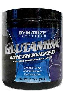 Glutamina suplemento esencial para recuperar del desgaste muscular.