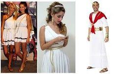 fantasia de grega feminina - Pesquisa Google