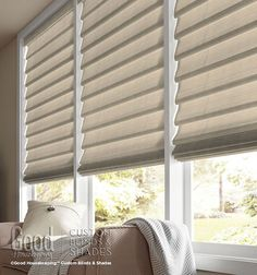 Incredible Diy Ideas: Victorian Bathroom Blinds blinds for windows awesome.Grey Blinds Living Room blinds for windows grey walls. Bathroom Window Treatments, Window Treatments Living Room, Bathroom Windows, Picture Window Treatments, Bathroom Blinds, Kitchen Blinds, Traditional Window Treatments, Traditional Windows, Contemporary Window Treatments