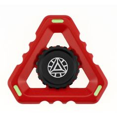 Buy triangle metal fidget spinner red High Quality fidget hand spinner. Model: ETN-E01 Triangle Metal, Material:Metal Alloy, Bearing: High Quality