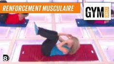 Cours gym : renfort musculaire 7 : Abdos & fessiers