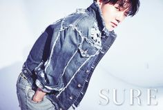 Sure March 2016 Yesung1