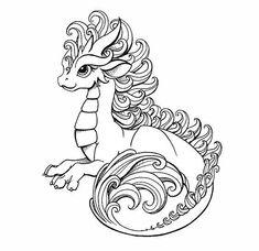 56 besten drachen ausmalbilder bilder auf pinterest in