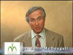 ▶ How important is Protein in the development of Muscles I Dr. John McDougall - YouTube