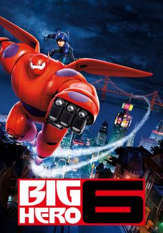 Download Film BIG HERO 6 (2014)