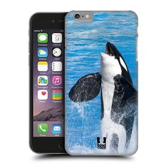 Orca Killer Whale Fish Marine Life  Case for iPhone 6 6 Plus 5/5s 5c or 4/4s