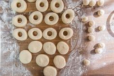 Want a Krispy Kreme doughnut recipe you can make at home? Our chewy, briochelike version is just the thing. Baked Donuts, Doughnuts, Donut Recipes, Baking Recipes, Krispy Kreme Donut Recipe, Dry Yeast, Home Recipes, Yummy Food, Sweets