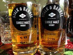 Stalk & Barrel Canadian Whisky