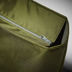 """DIMENSIONS 18"""" W x 6"""" D x 14 """" H MATERIALS Rubber-backedNylon DESCRIPTION Made of military grade, rubber-backed nylon, the Custom House Tote lugs a hefty volume and protects your belongings, on the beach or the plane, from the office to the gym. Athickmolded zipper fully separates and opens the bag, like a jacket. When zipped closed, this tote lives comfortably in the overhead bin of an airline cabin. Separates, The Office, Custom Homes, Louis Vuitton Damier, Plane, Military, Cabin, Zipper, Gym"""