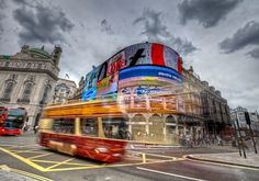 Warp Speed Mr. Piccadilly! by Chris Muir, via 500px
