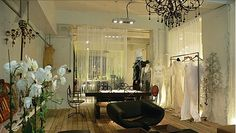 fashion boutiques interior design in Hong Kong - Spy House