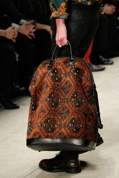 bags @ Burberry Prorsum Fall 2014