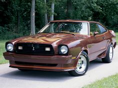 1978 Mustang II King Cobra