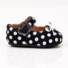 Apprehensive Baby Girls First Walker Sweet Soft Warm Antiskid Toddler Flower Polka Crib Shoes New Arrival Matching In Colour Baby Shoes