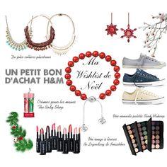 """Ma wishlist Noël 2014"" by lespaillettesdadeline on Polyvore"