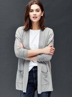 Open front cardigan Product Image