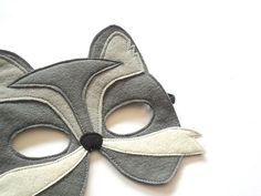 Cat Mask and Tail for Children Kids Carnival door BHBKidstyle