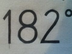 Blink 182 ~ 182* tattoo ~ I want this tattoo on my right inside wrist