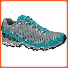 La Sportiva Wildcat 3.0 Trail Running Shoe - Women's Turquoise 38 - Outdoor shoes for women (*Amazon Partner-Link)