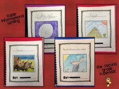 The Second Grade Superkids: Writer's Workshop